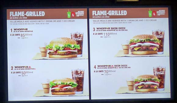 Burger King menu02