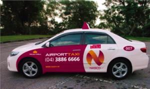 Nasco airport taxi