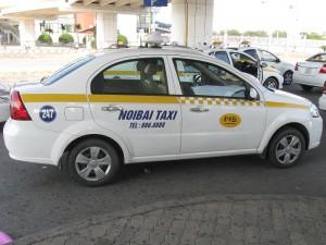 Noibai taxi