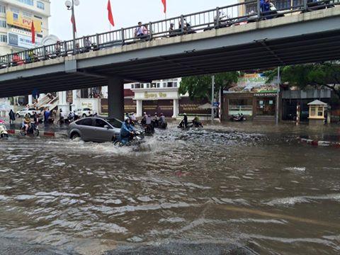 ハノイの洪水